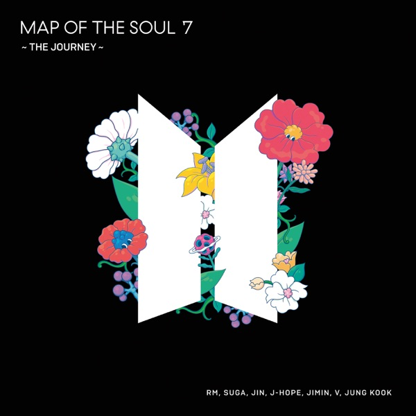 BTS MAP OF THE SOUL 7 THE JOURNEY Album Zip Download