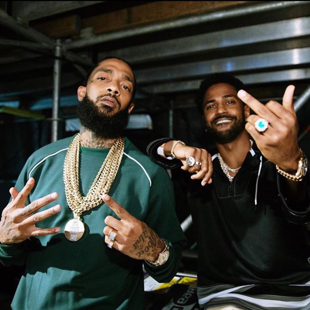 Big Sean – Deep Reverence Ft Nipsey Hussle