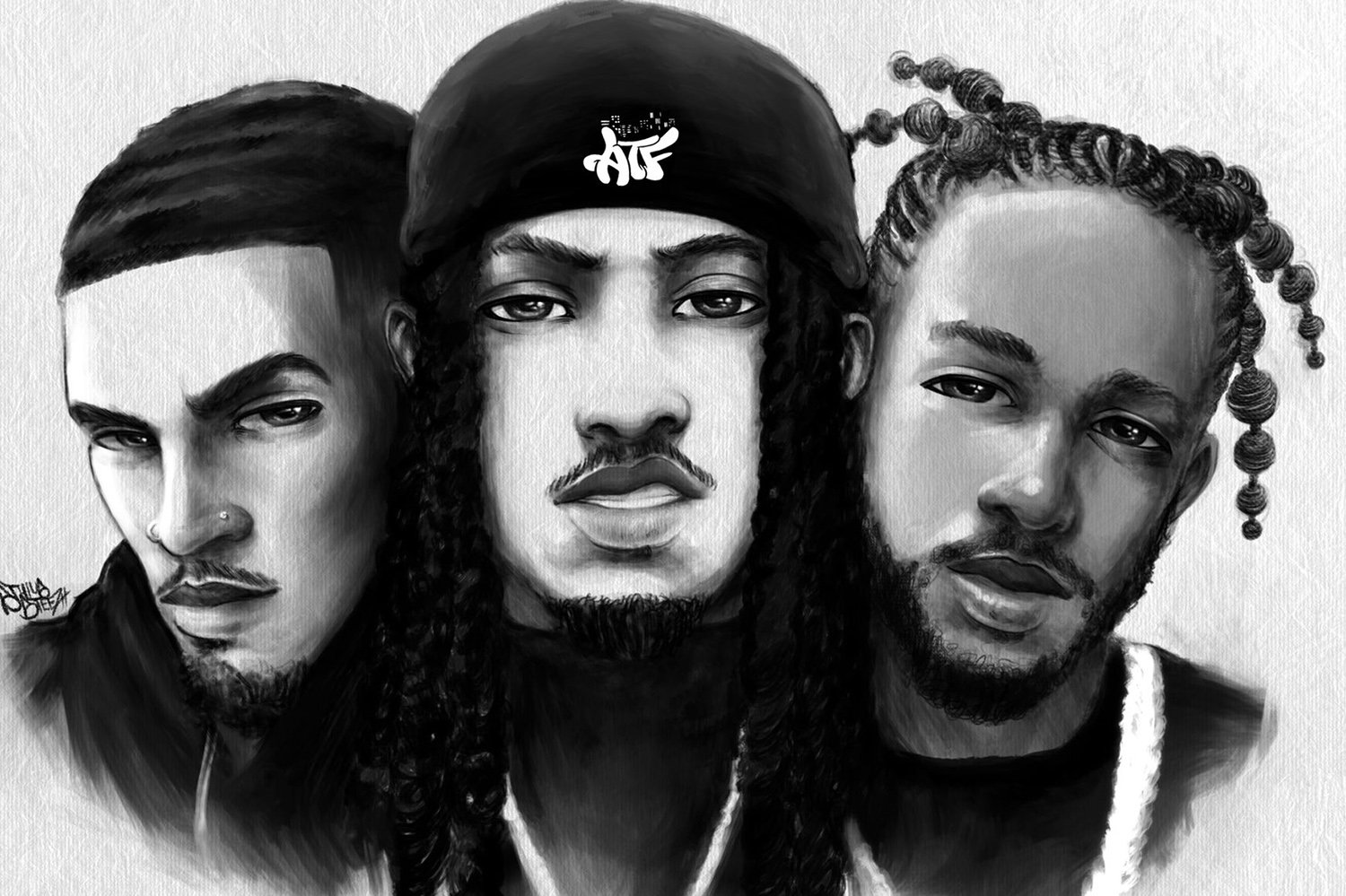 Capella Grey, Chris Brown & Popcaan – GYALIS (Remix) MP3 DOWNLOAD (Official Music) song