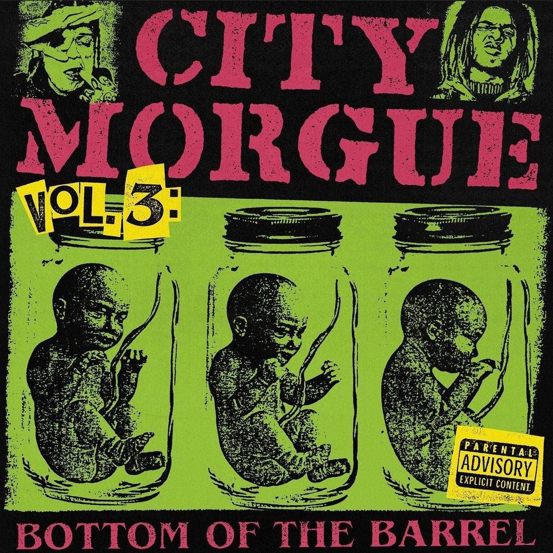DOWNLOAD ALBUM: City Morgue – City Morgue Vol. 3: Bottom Of The Barrel [Zip File] (Official Music) song