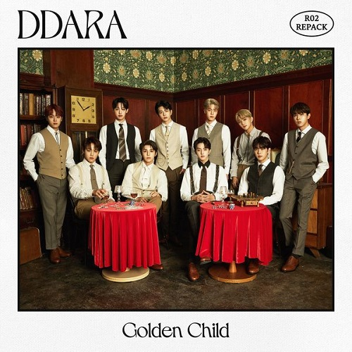 Golden Child – DDARA MP3 DOWNLOAD (Official Music) song